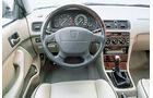 Rover 600, Cockpit