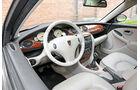 Rover 75 2.5 V6, Cockpit