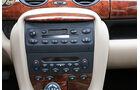 Rover 75 2.5 V6, Mittelkonsole