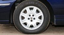 Rover 75 2.5 V6, Rad, Felge