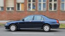 Rover 75 2.5 V6, Seitenansicht