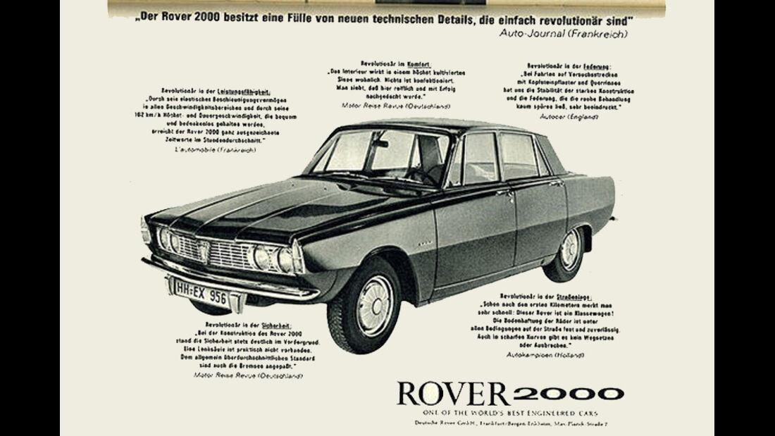Rover, IAA 1965