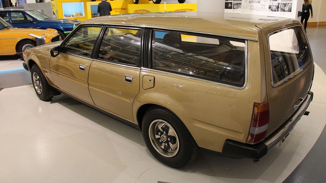 Rover SD1 Estate Prototyp im British Motor Museum