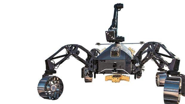 Rover Sherpa Porsche Egineering GmbH