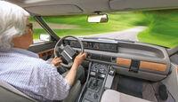 Rover Vitesse, Cockpit