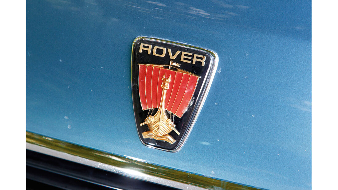 Rover Vitesse, Emblem