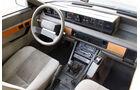 Rover Vitesse (SD1), Cockpit, Lenkrad