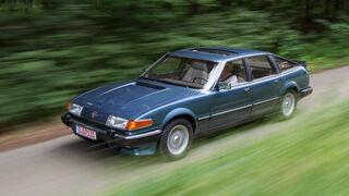Rover Vitesse (SD1), Seitenansicht
