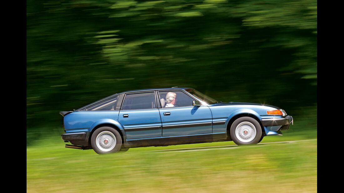 Rover Vitesse, Seitenansicht