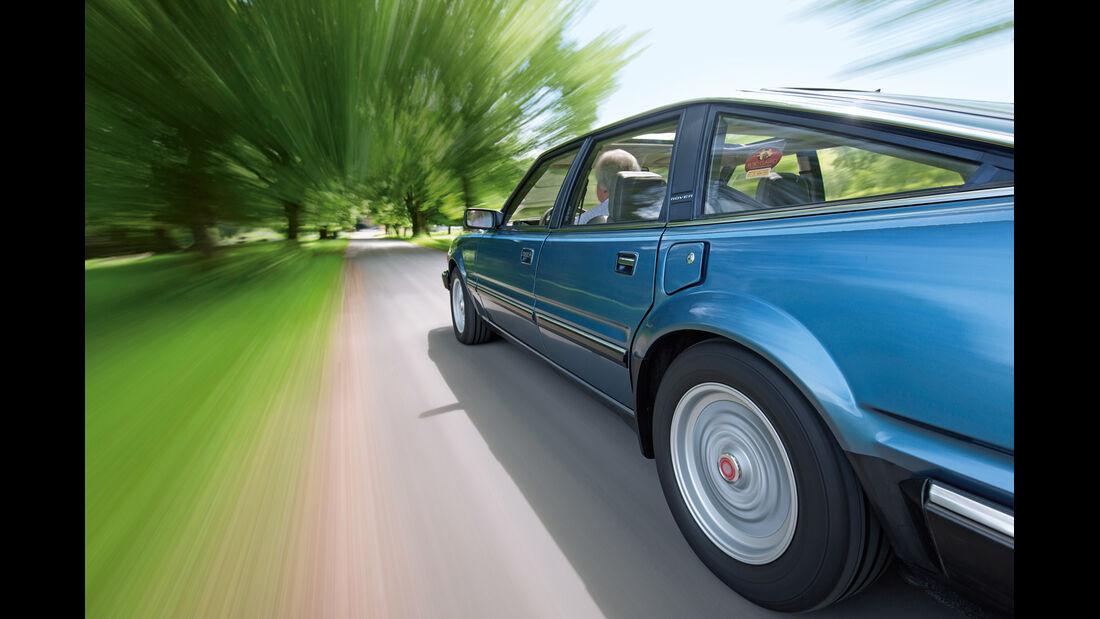 Rover Vitesse, Seitenlinie