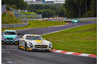 Rowe Mercedes SLS - VLN Nürburgring - 6. Lauf - 2. August 2014