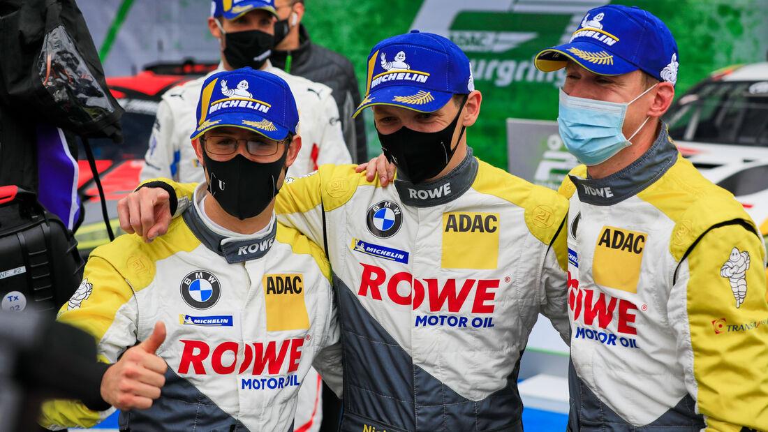 Rowe Racing - Startnummer 99 - 24h Rennen Nürburgring - Nürburgring-Nordschleife - 27. September 2020