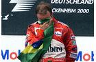 Rubens Barrichello - F1 - GP Deutschland 2000 - Hockenheimring