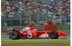 Rubens Barrichello - Ferrari F2004 - GP Italien 2004