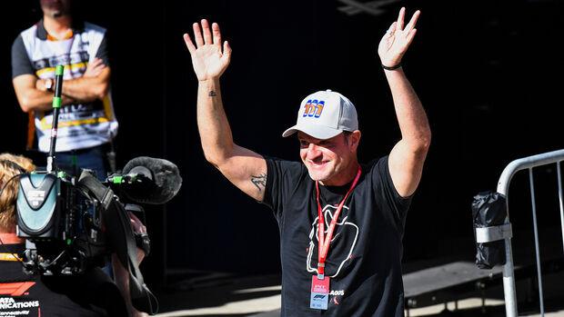 Rubens Barrichello - Formel 1 - GP Brasilien - Sao Paulo - 16. November 2019