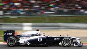 Rubens Barrichello GP Deutschland 2011