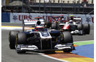 Rubens Barrichello - GP Europa 2011