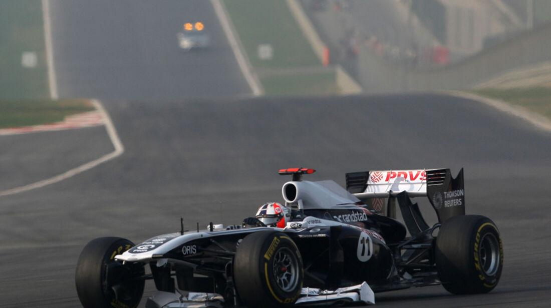 Rubens Barrichello GP Indien 2011