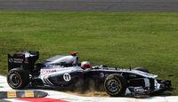 Rubens Barrichello GP Italien Monza 2011
