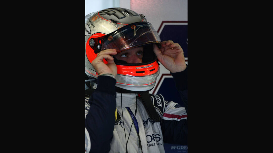 Rubens Barrichello - GP Italien - Monza - 9. September 2011