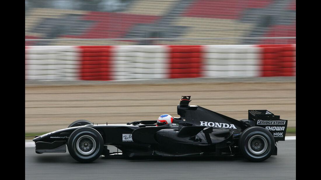 Rubens Barrichello - Honda - Barcelona - 2006