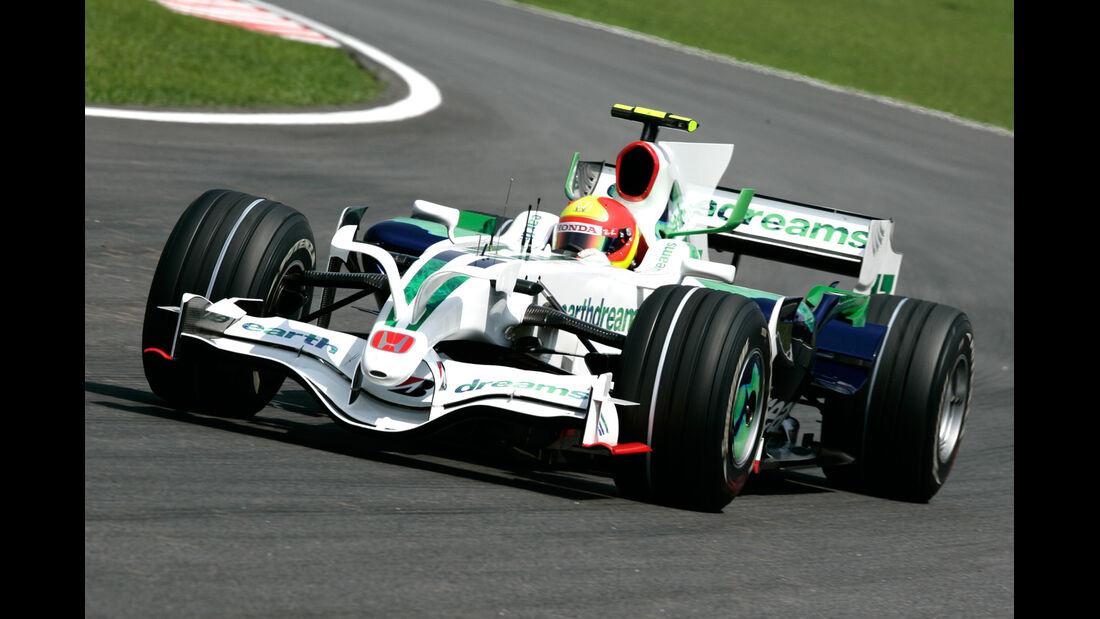 Rubens Barrichello - Honda RA108 - Formel 1 - 2008