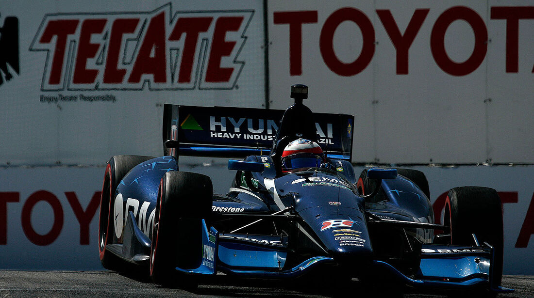 Rubens Barrichello IndyCar, 08/2012