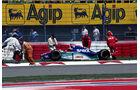 Rubens Barrichello - Jordan-Hart - GP San Marino 1994 - Imola