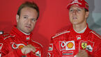 Rubens Barrichello - Michael Schumacher - Ferrari