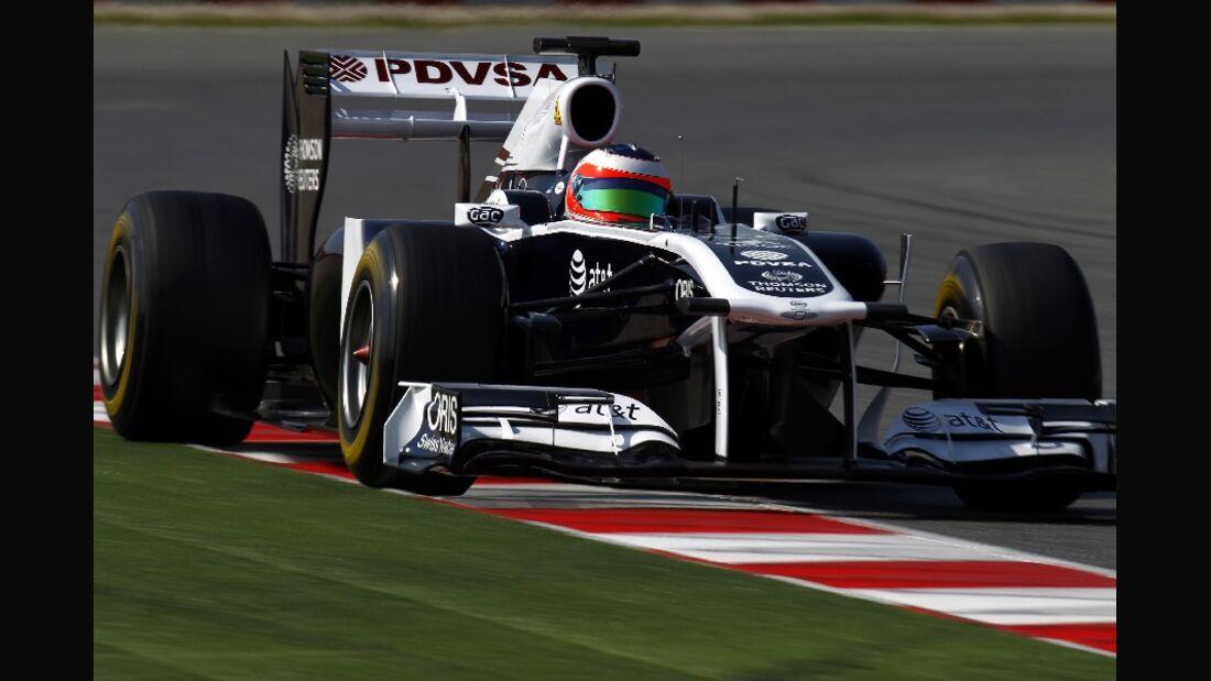 Rubens Barrichello - Williams