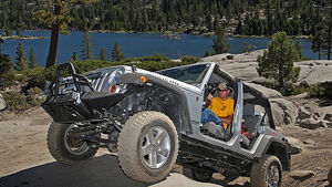 Rubicon Trail USA