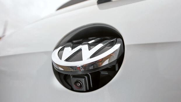 Rückfahrkamera von VW Trailer Assist