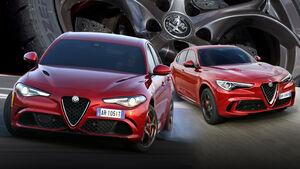 Rückruf Alfa Romeo Giulia Stelvio QV 2020 Bremsen