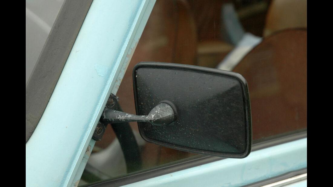 Rückspiegel Trabant