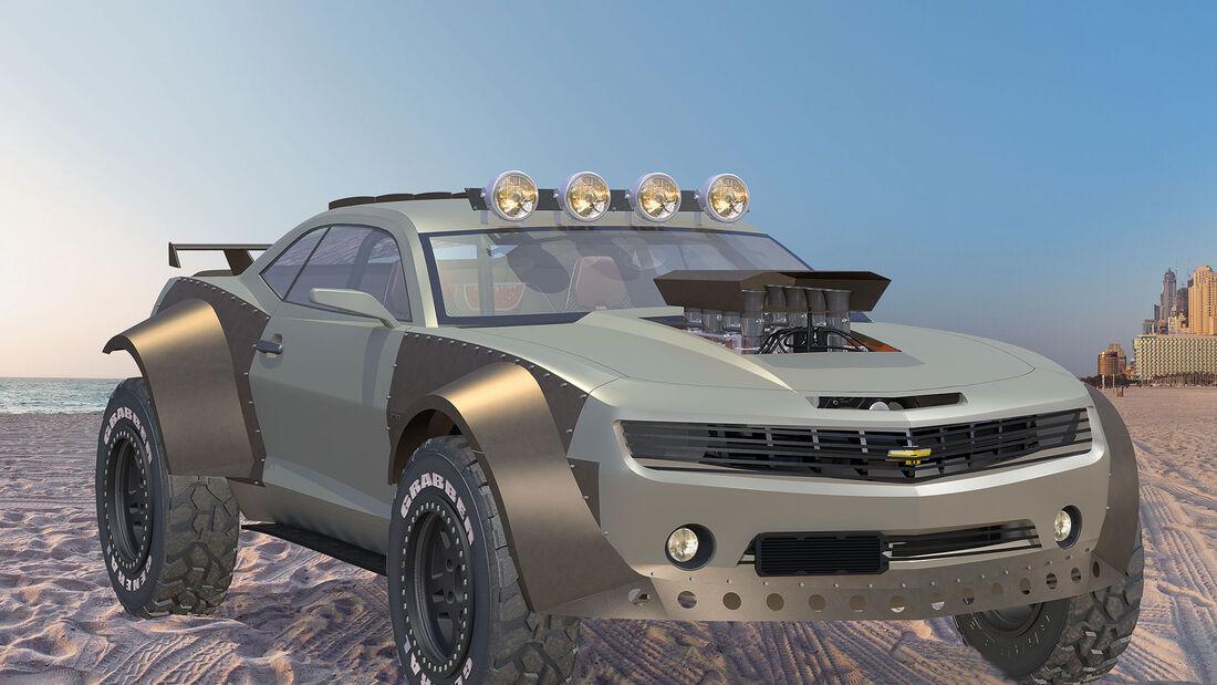 Rüffer Camaro Troubleshooter