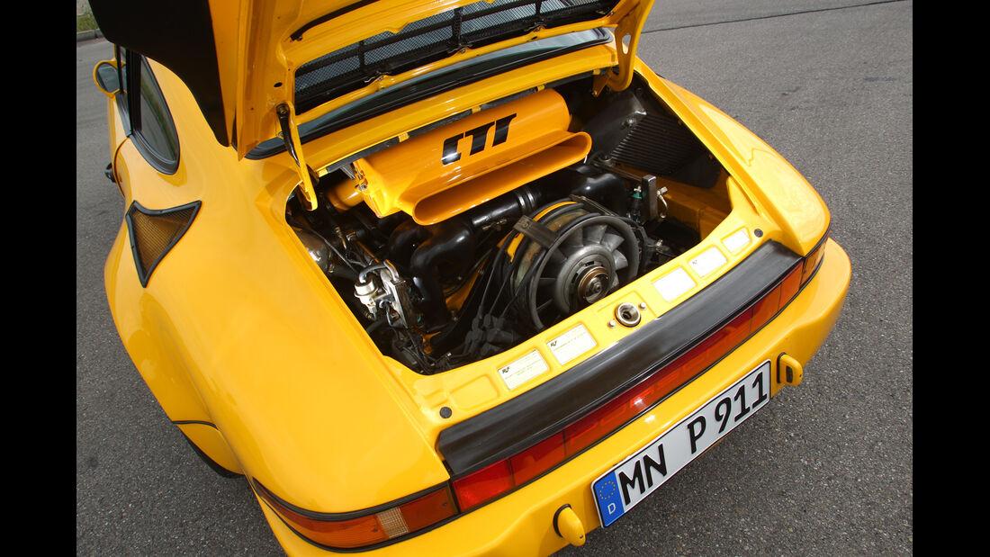 Ruf CTR Yellowbird, Motor