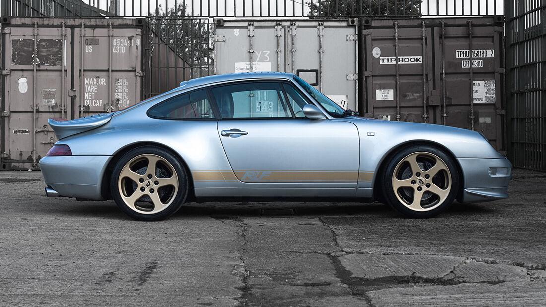Ruf Porsche BTR2 911 993