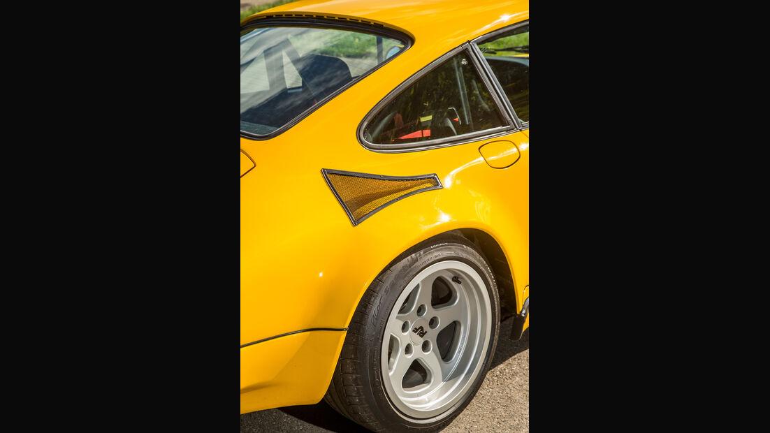 Ruf-Porsche CTR, Rad, Felge