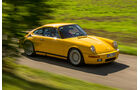Ruf-Porsche CTR, Seitenansicht