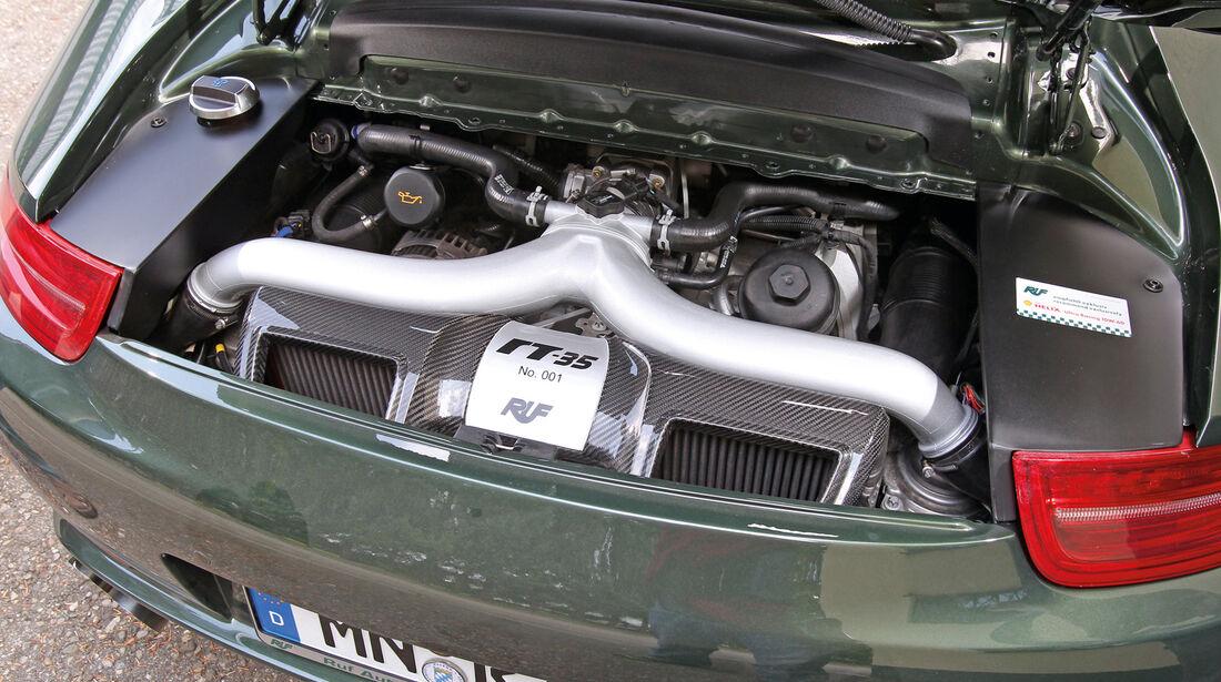 Ruf RT 35, Motor