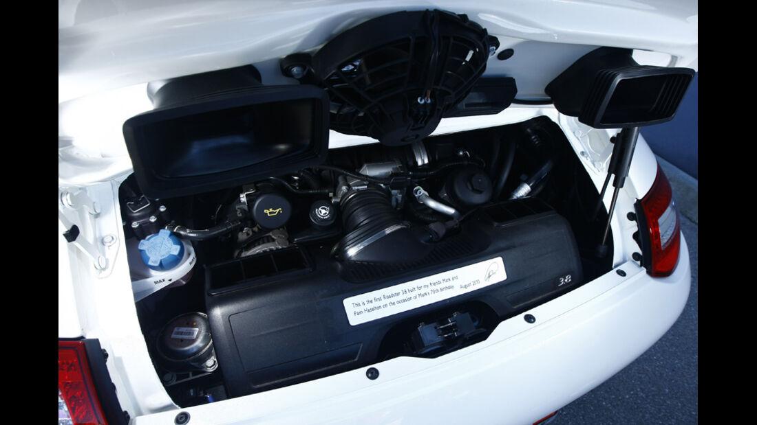 Ruf Roadster 3.8, Motor