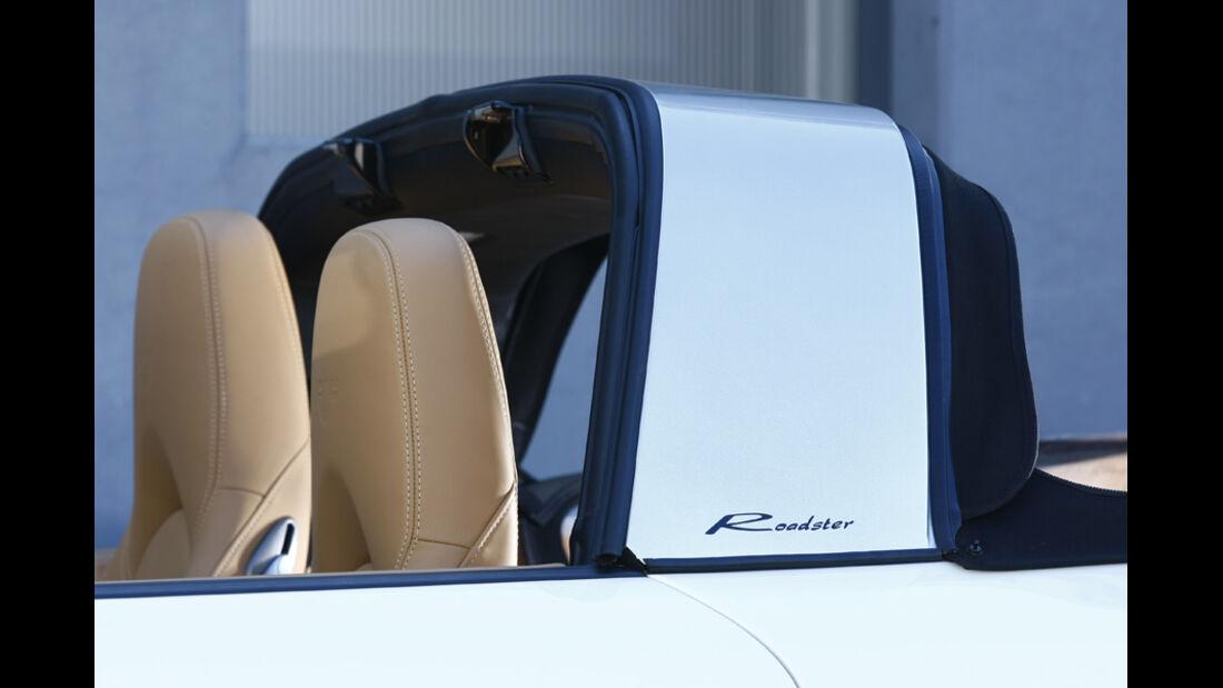 Ruf Roadster 3.8, Targa-Bügel