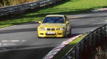 Rundenzeit-Entwicklung Nordschleife, BMW M3 E46