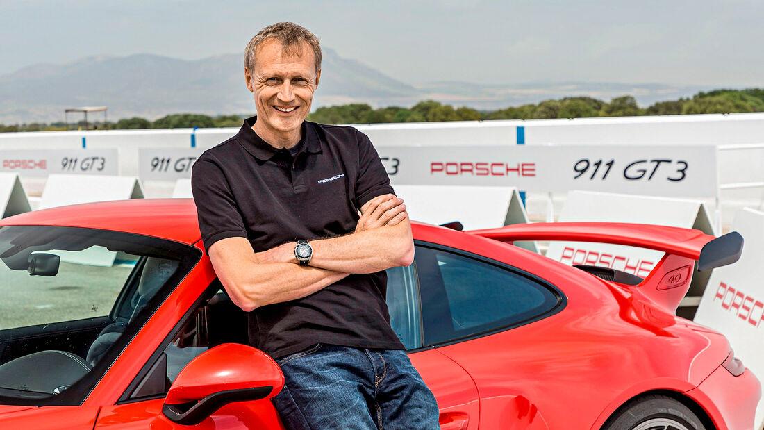 Rundenzeit-Entwicklung Nordschleife, Porsche 911 GT3