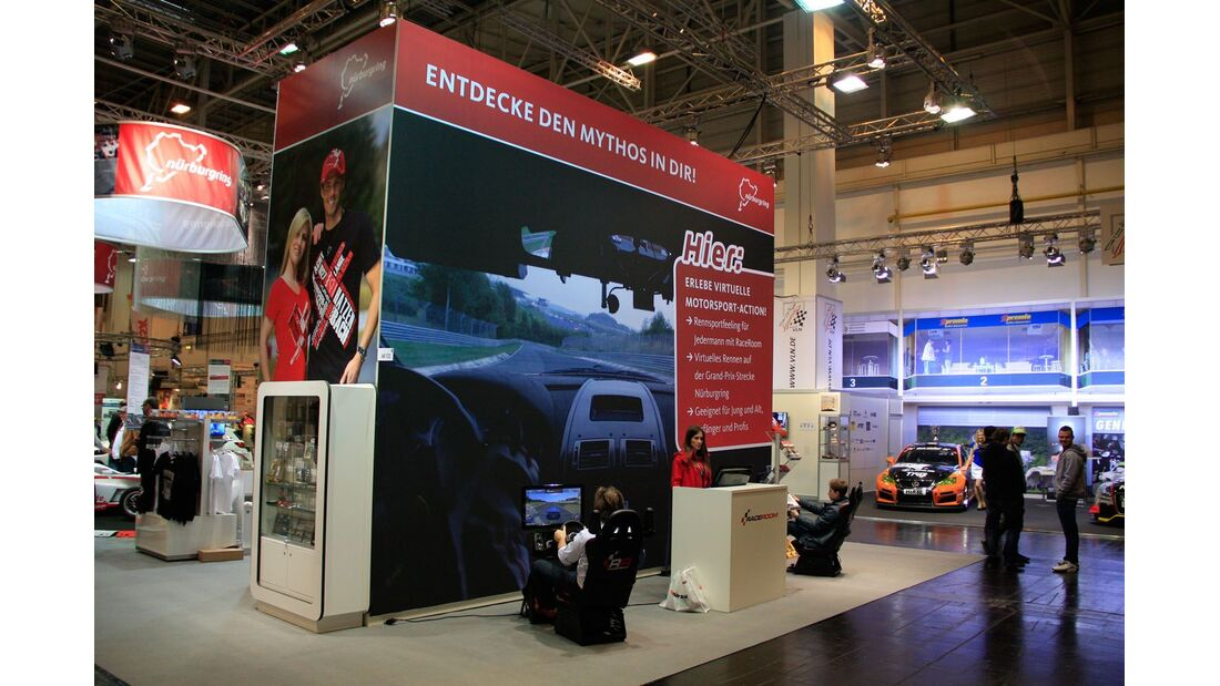 Rundgang Essen Motor Show 2021