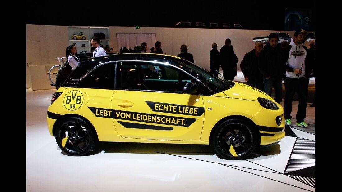 Rundgang Essen Motor Show 2026