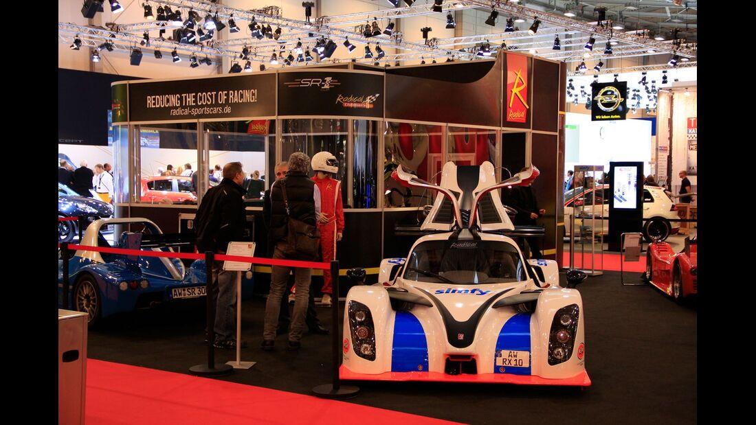 Rundgang Essen Motor Show 2027