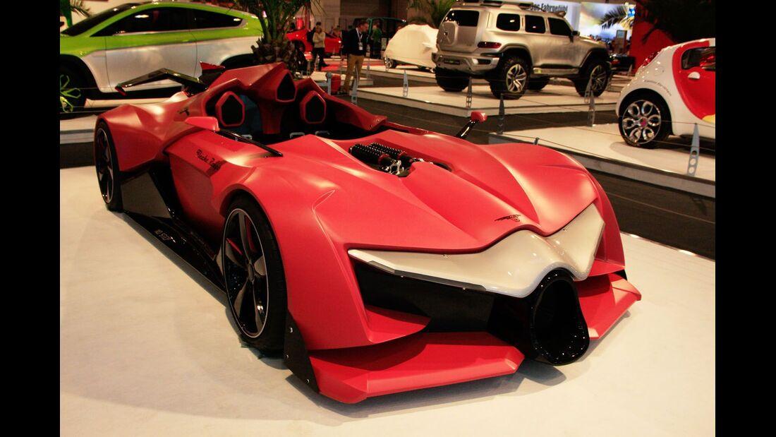 Rundgang Essen Motor Show 2030