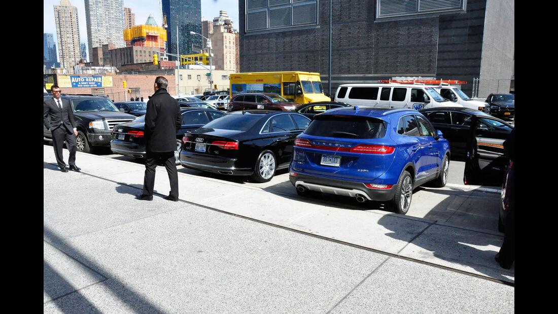 Rundgang - New York Auto Show 2015