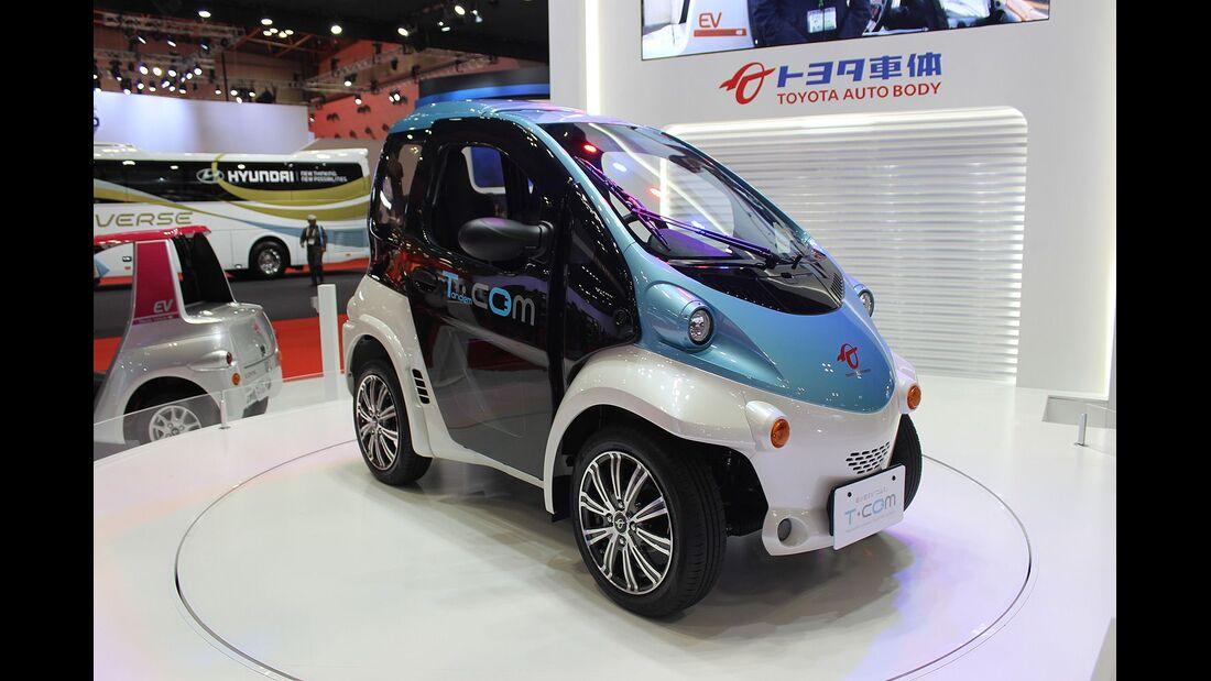 Rundgang Tokio Motor Show 2013